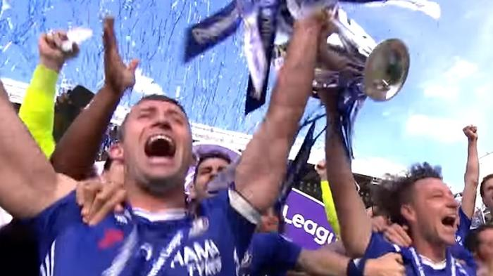 Premier League vinnare Chelsea